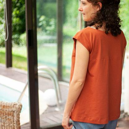 tétée-shirt dos
